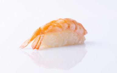 Суші-нігірі з креветкою