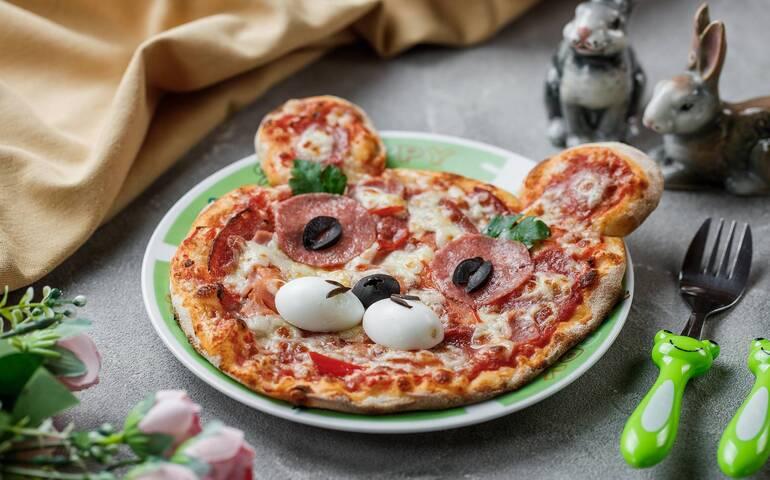 Піца Кошеня Том – Pesto Cafe