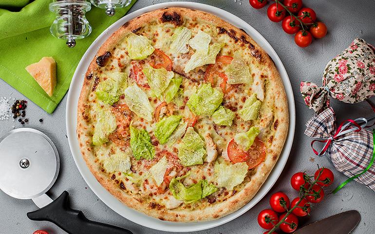 Піца Цезар – Pesto Cafe