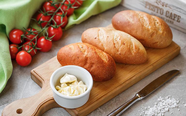 Хлібний кошик  – Pesto Cafe