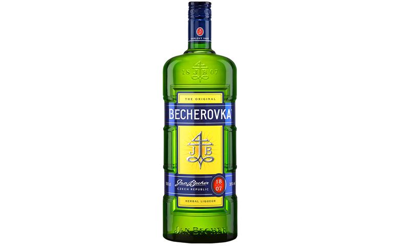 Настоянка Becherovka