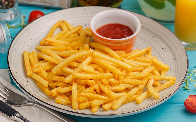 Картопля-фрі – Mister Twister