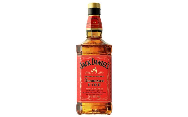 Віскі Jack Daniel`s Fire