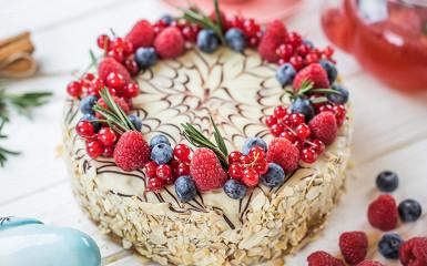 Торт Естерхази