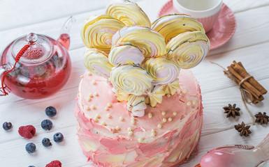 Торт Кокосовий