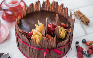 Шоколадний Бейліс