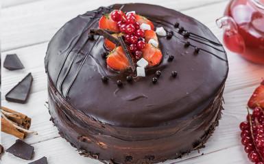 Шоколадний Трюфель