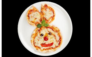 Дитяча піца Маргарита