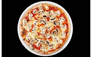Детская пицца Прошутто е фунги