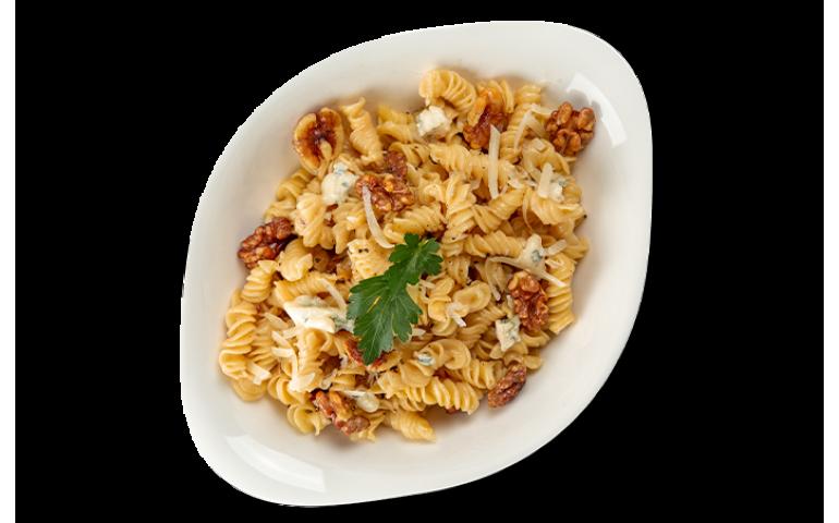 Паста- основа ГОРГОНЗОЛА Е НОЧІ L ( cередня порція) рекомендовано з фузілі  – Vapiano