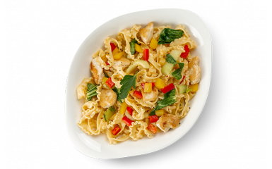 М`ясна паста ПОЛО ПІКАНТЕ ХL ( велика порція)  рекомендоване з папарделла
