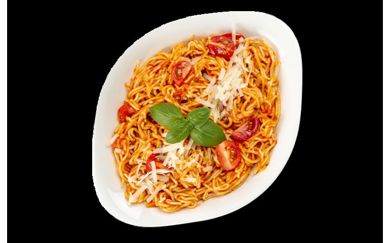 Паста- основа ПОМОДОРО ХL ( велика порція) рекомендовано зі спагеті