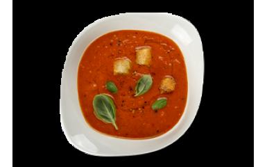 Томатний суп М ( середня порція)