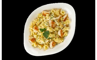 М`ясна паста КРЕМА ДІ ПОЛО L ( середня порція)  рекомендовано з  компанелле