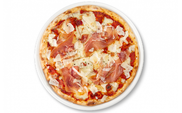 Піца Крудо – Vapiano